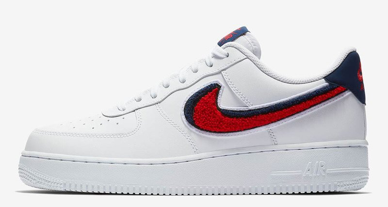 Nike Air Force 1 Low Chenille
