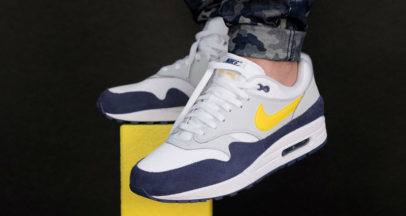 Nike Air Max 1 Appears in Tour Yellow