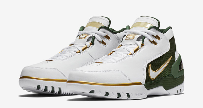 "Nike Air Zoom Generation ""SVSM"" PE"