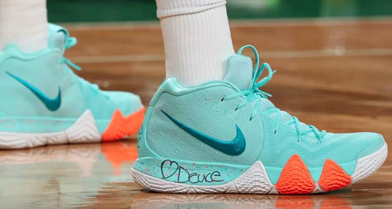 "Nike Kyrie 4 ""Female is Power"""