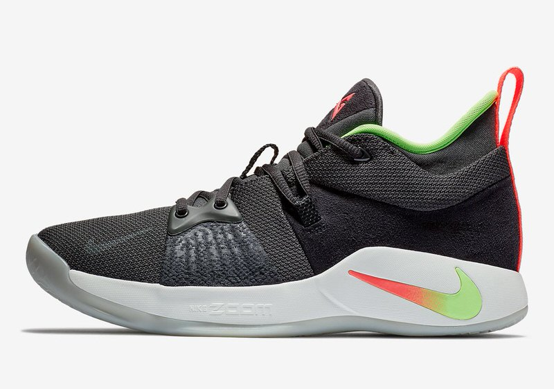 "Nike PG2 ""Hot Punch"""