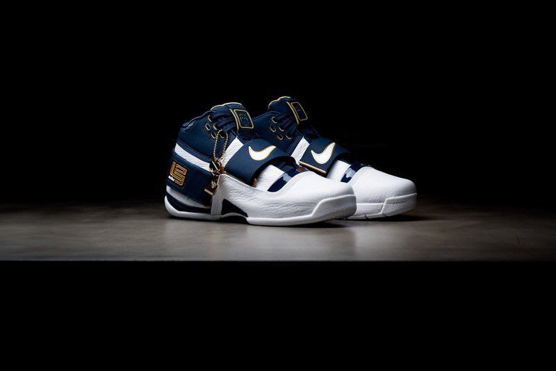 "quality design b5551 7175a Nike LeBron Soldier 1 ""25 Straight"""