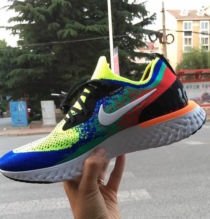 """Nike Epic React """"Belgium"""""""