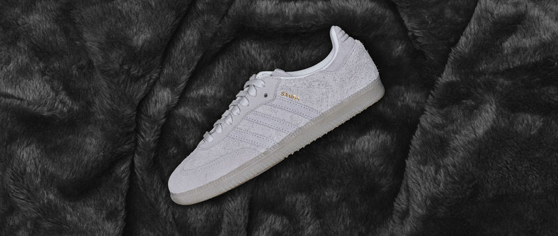 "adidas Samba ""Crystal White"""