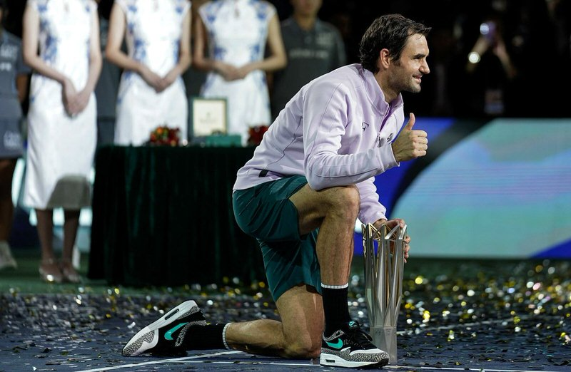 Flexed on 'em by taking the trophy. Then again when he broke out the atmos x Air Max 1 Jades.