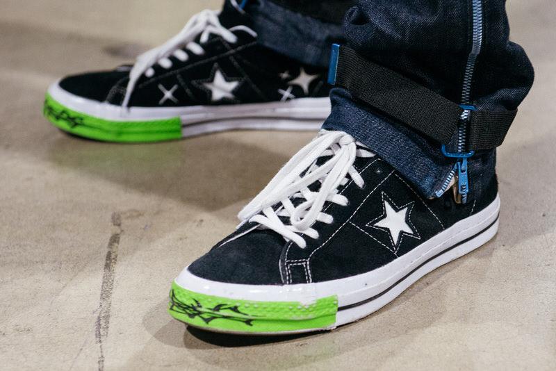 ballet Esperanzado correcto  Agenda Report // An On-Foot Look at the Converse One Star |  Latin-american-cam