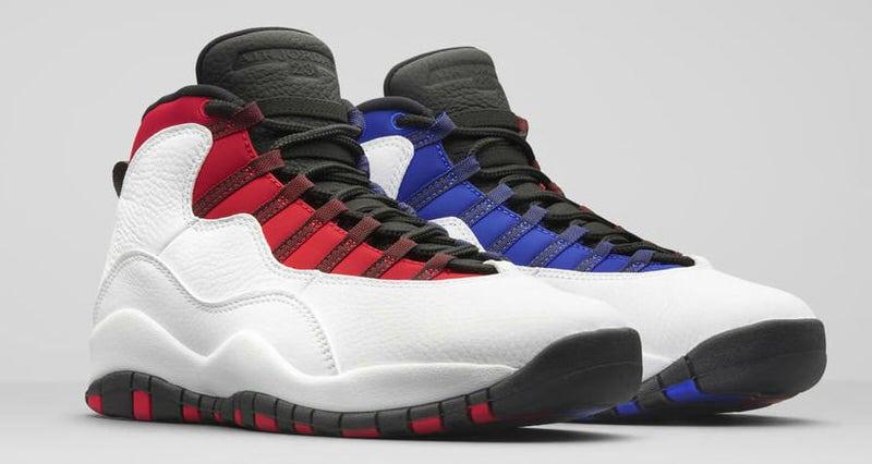 Air Jordan 10 Release Dates + News