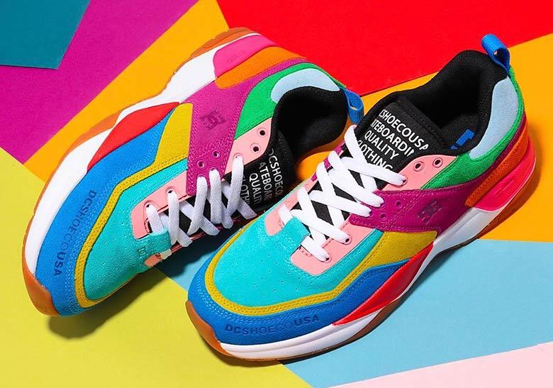 atmos x DC Shoes E. Tribeka