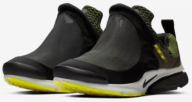 COMME des GARÇONS x Nike Air Presto Foot Tent