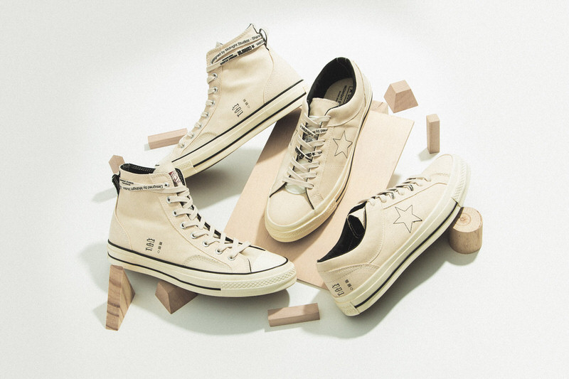 """Midnight Studios x Converse """"Inside Out"""""""