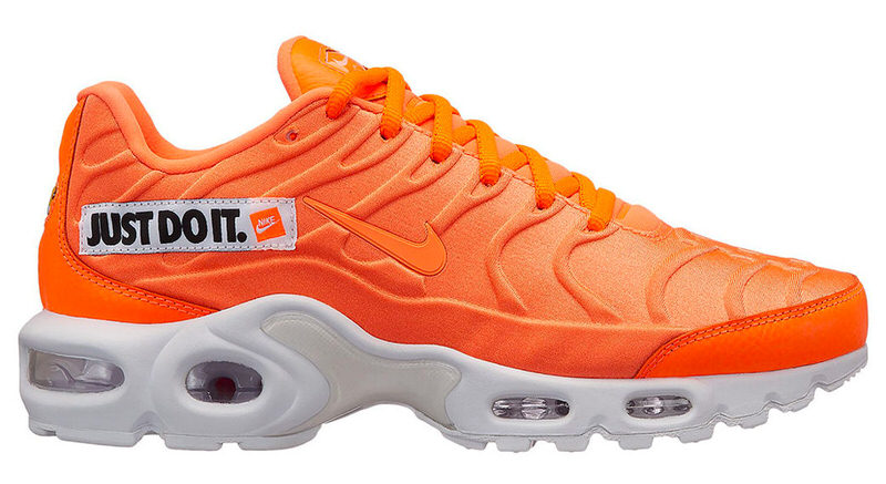 """Nike Air Max Plus """"Just Do It"""""""