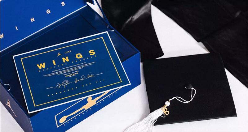 Jordan Brand 2018 Wings Scholarship