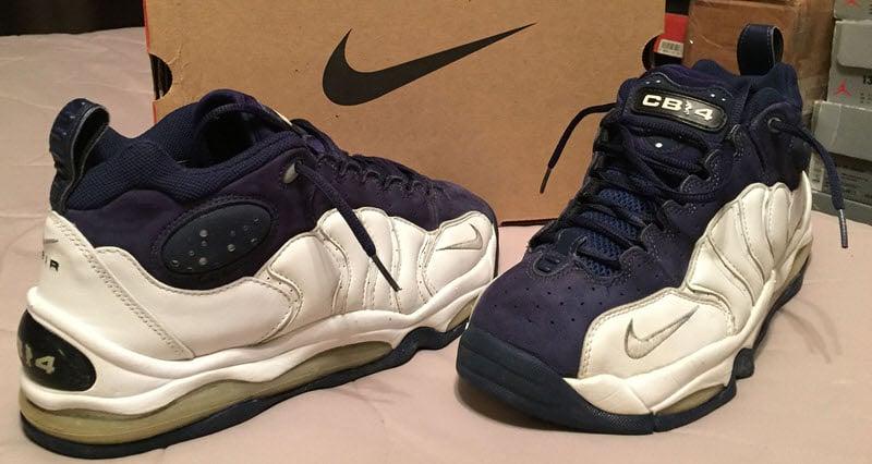 Nike Air CB4 II // Throwback Thursday