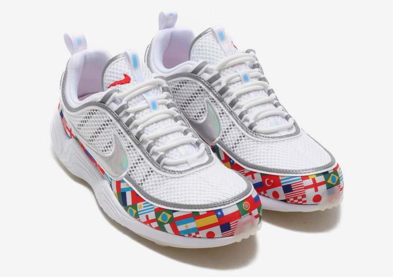 "151d02b96283 Nike Zoom Spiridon NIC ""International Flag"""