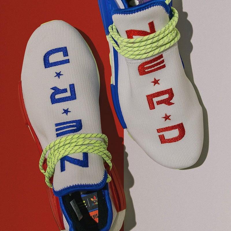 N.E.R.D. x Pharrell x adidas NMD Hu