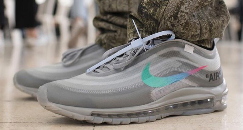 OFF WHITE x Nike Air Max 97