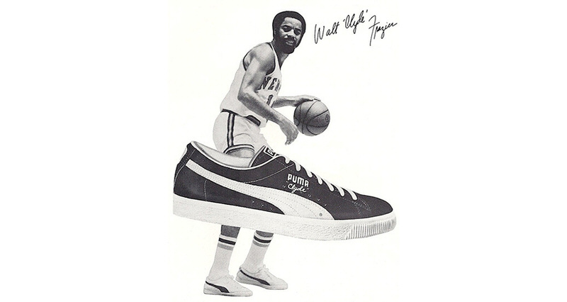 PUMA Honors Walt Clyde Frazier With