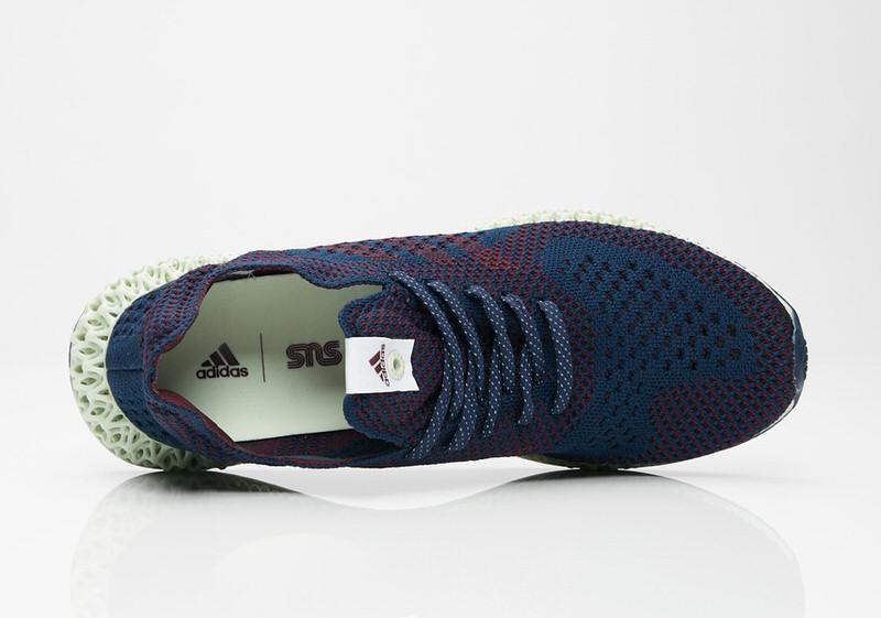 SNS x adidas Consortium 4D