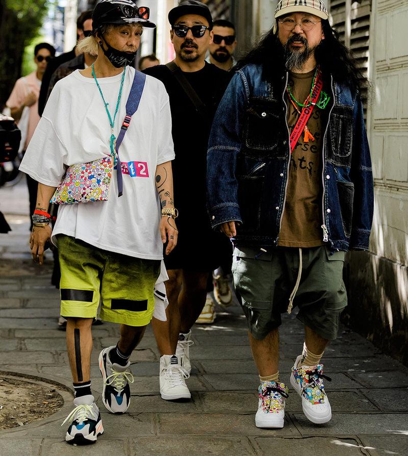 Celebrity Sneaker Stalker June 2018 Nice Kicks