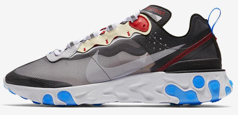 "Nike React Element 87 ""Dark Grey"""