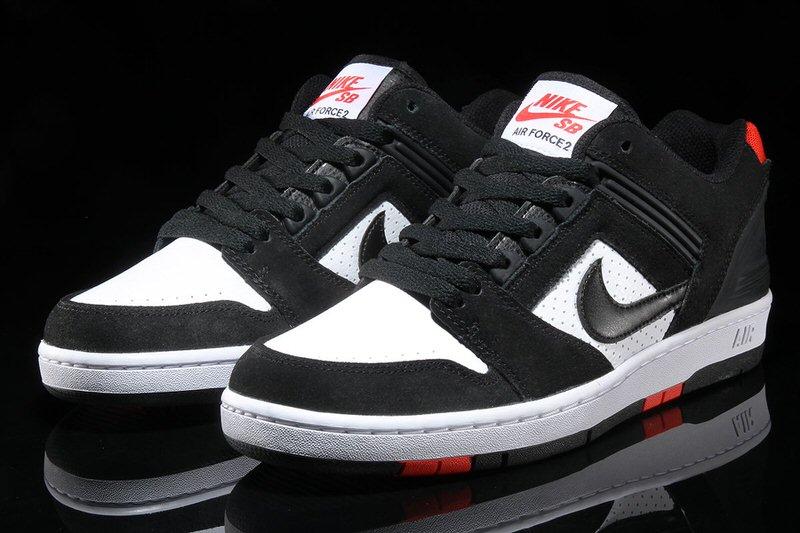 Nike SB Air Force 2 Low Launches in