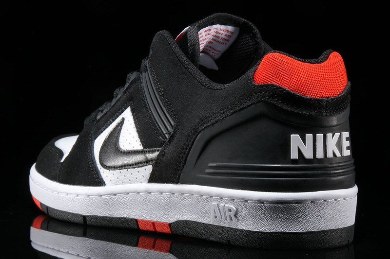Nike SB Air Force 2 Low Launches in Chicago Tones | Nice Kicks