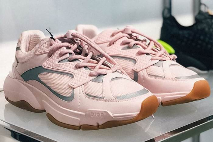 Biggest Wave for High-End Sneakers