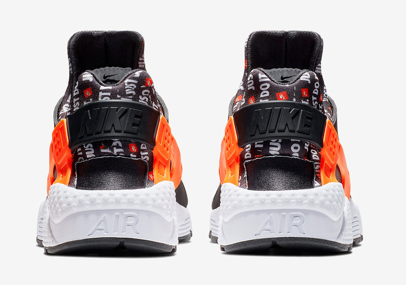 """Nike Air Huarache """"Just Do It"""""""