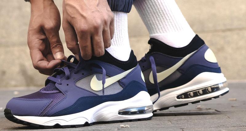 """Nike Air Max 93 """"Purple"""""""