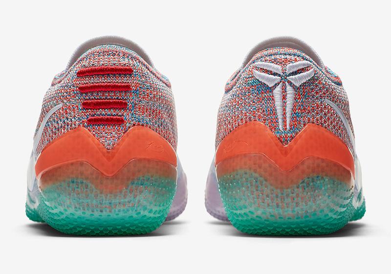 "Nike Kobe AD NXT 360 ""Multicolor"""