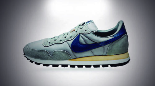 Running in the Nike Pegasus Turbo