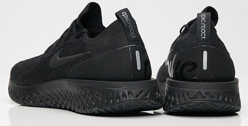 """Nike Epic React """"Triple Black"""""""