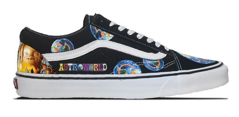 ASTROWORLD Inspiration Appears on