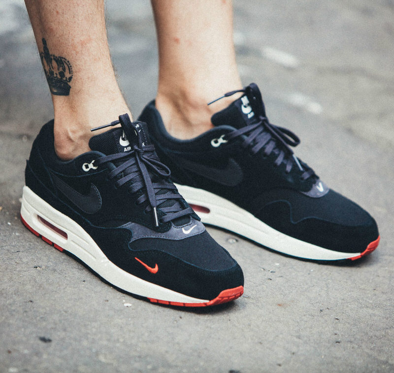 """Nike Air Max 1 Premium """"Bred"""""""