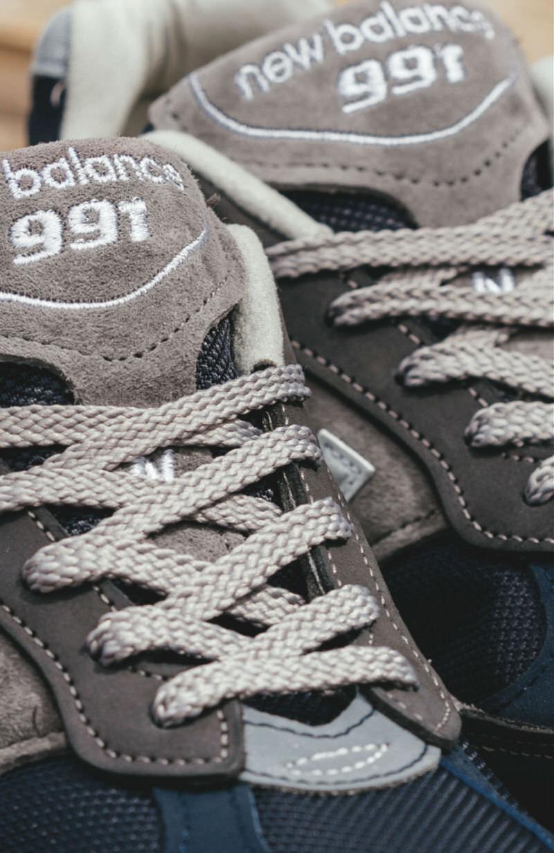 new balance basket 991