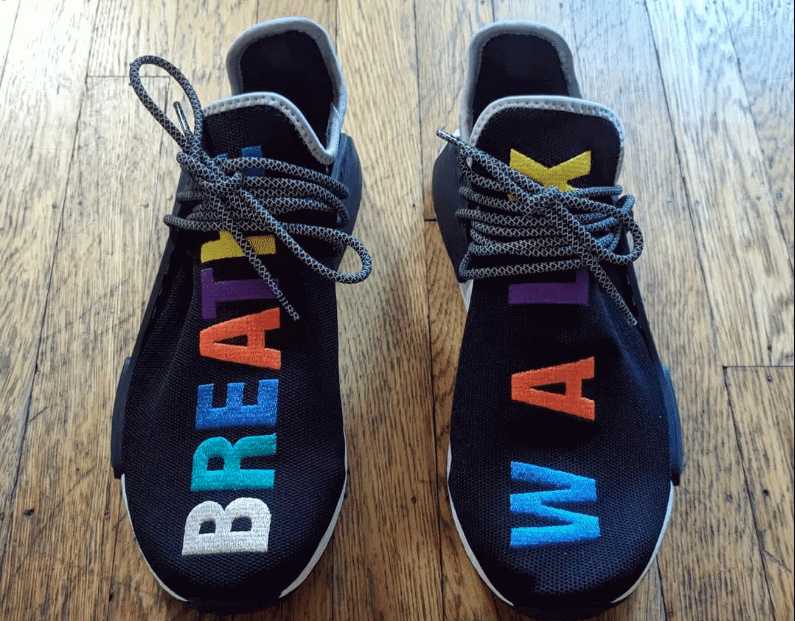 Pharrell x adidas NMD Hu TR Friends and Family