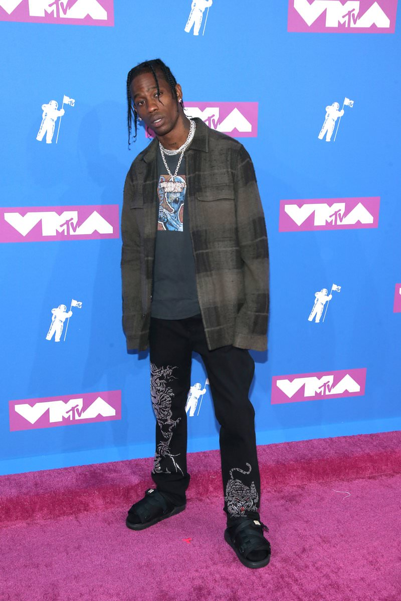Travis Scott in the Visvim Christo