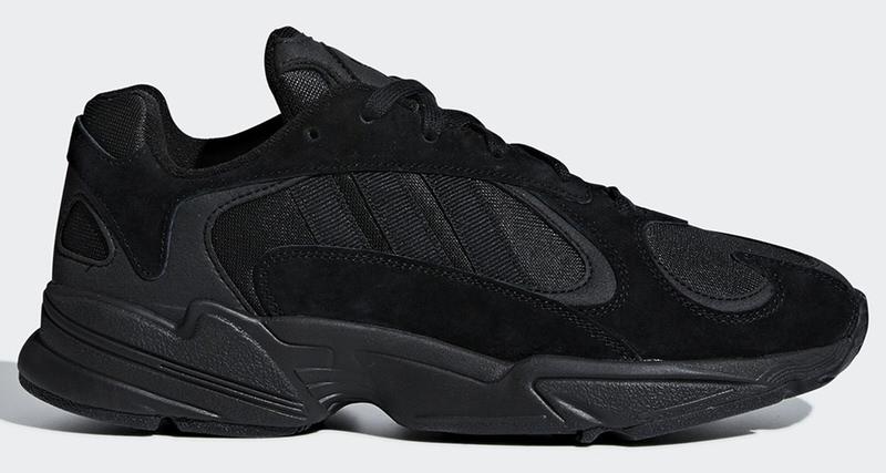 """adidas Yung 1 """"Triple Black"""""""
