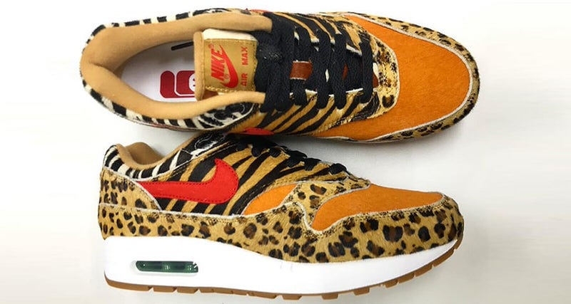 Detailed Looks at the atmos x Nike Air Max 1 Animal Pack 3.0