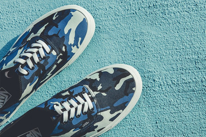 "Vans ""Pop Camo"" Pack Available Now"