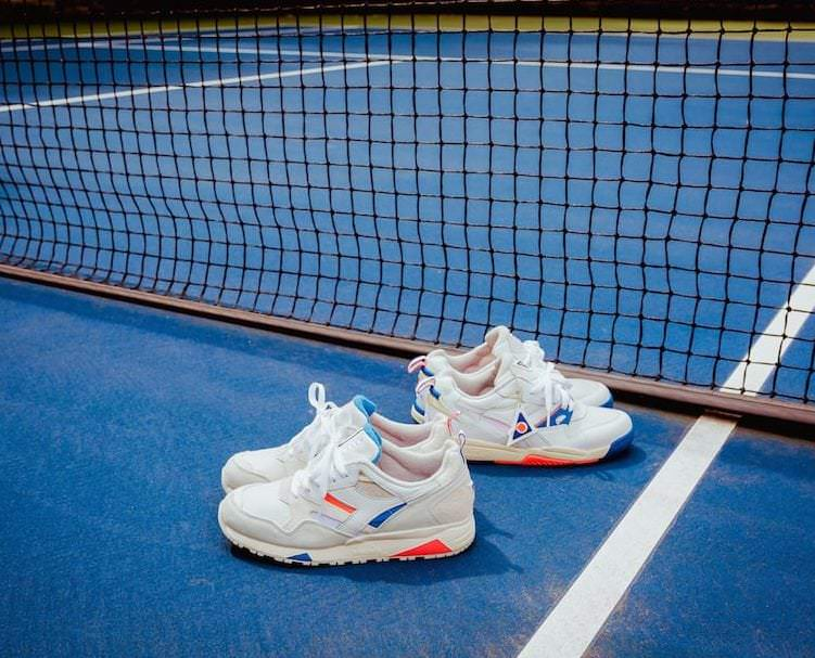 Packer Shoes x Diadora ON/OFF Collection