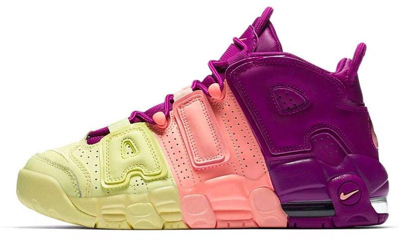 Nike Air More Uptempo GS