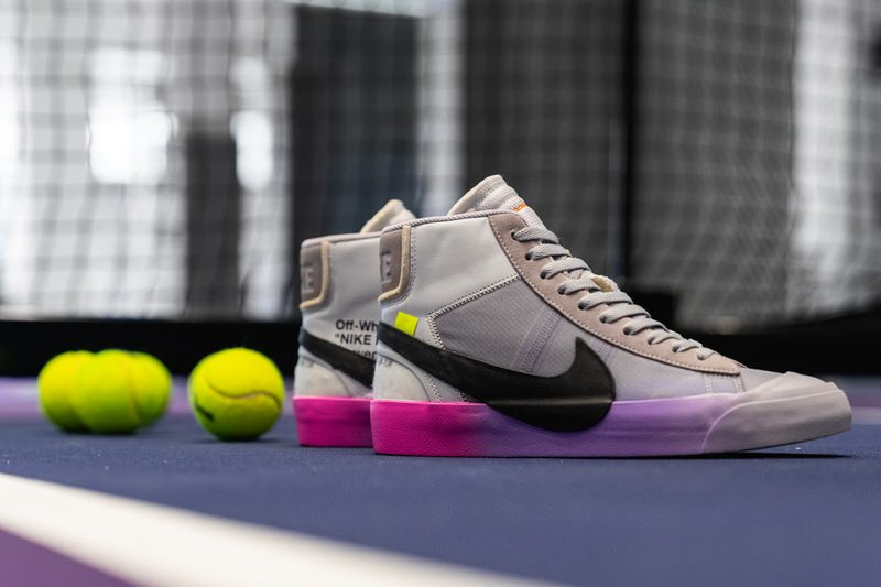 "OFF WHITE x NikeCourt ""Queen"" CollectionOFF WHITE x NikeCourt ""Queen"" Collection"