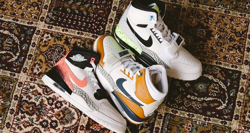 """Jordan Legacy 312 """"Nike"""" Pack"""