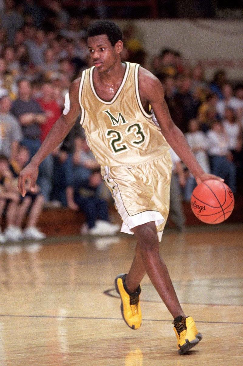 LeBron James \u0026 His High School PEs