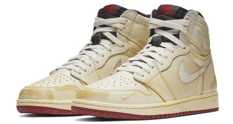 Nigel Sylvester x Air Jordan 1