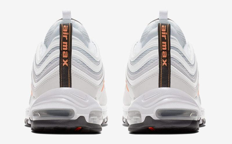 Nike Air Max 97 White/Cone