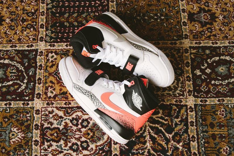 """Jordan Legacy 312 """"Hot Lava"""""""