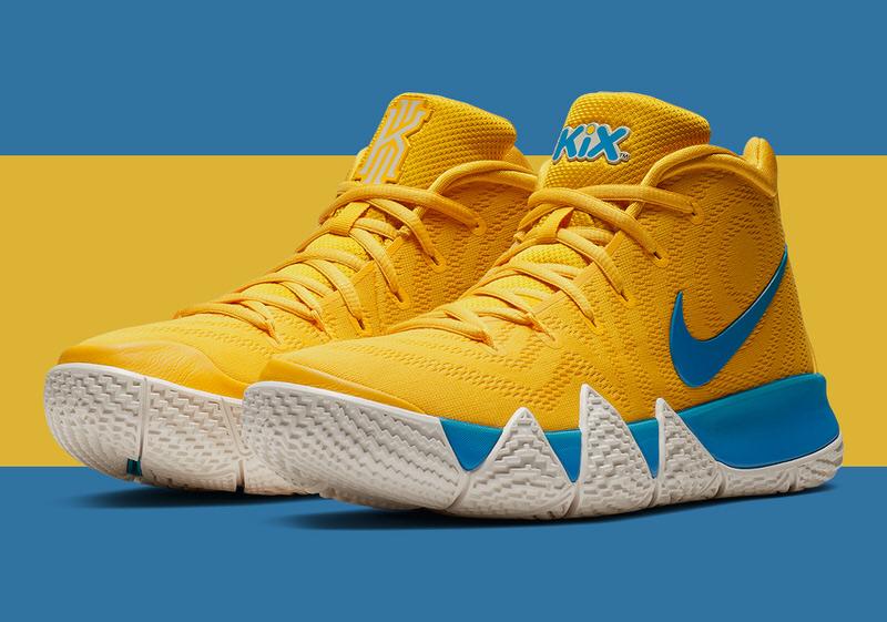 "7a905b1c2b46 Nike Kyrie 4 ""Kix"""