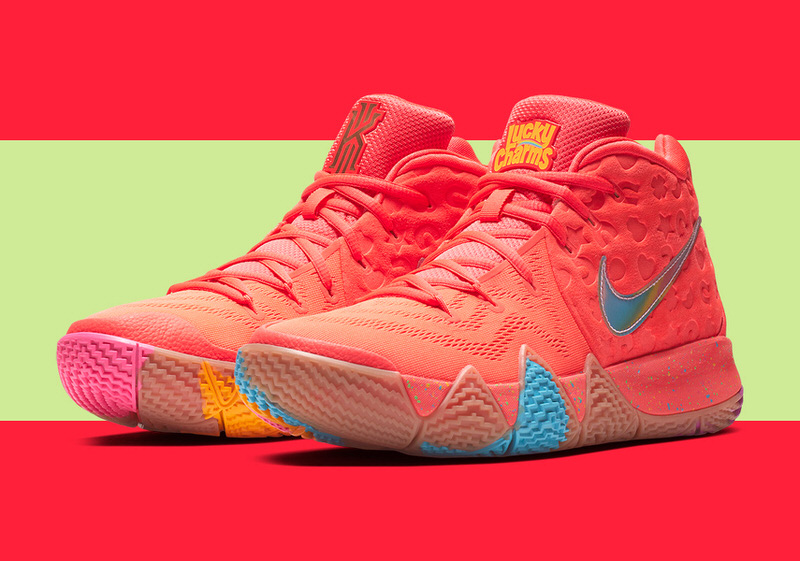 "7fb881d5b42 Nike Kyrie 4 ""Lucky Charms"""